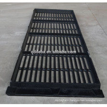 1100*600mm cast iron floor for pig